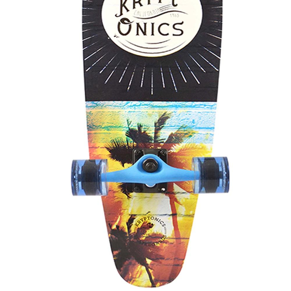 Longboard Kryptonics Sunshine Palm 34