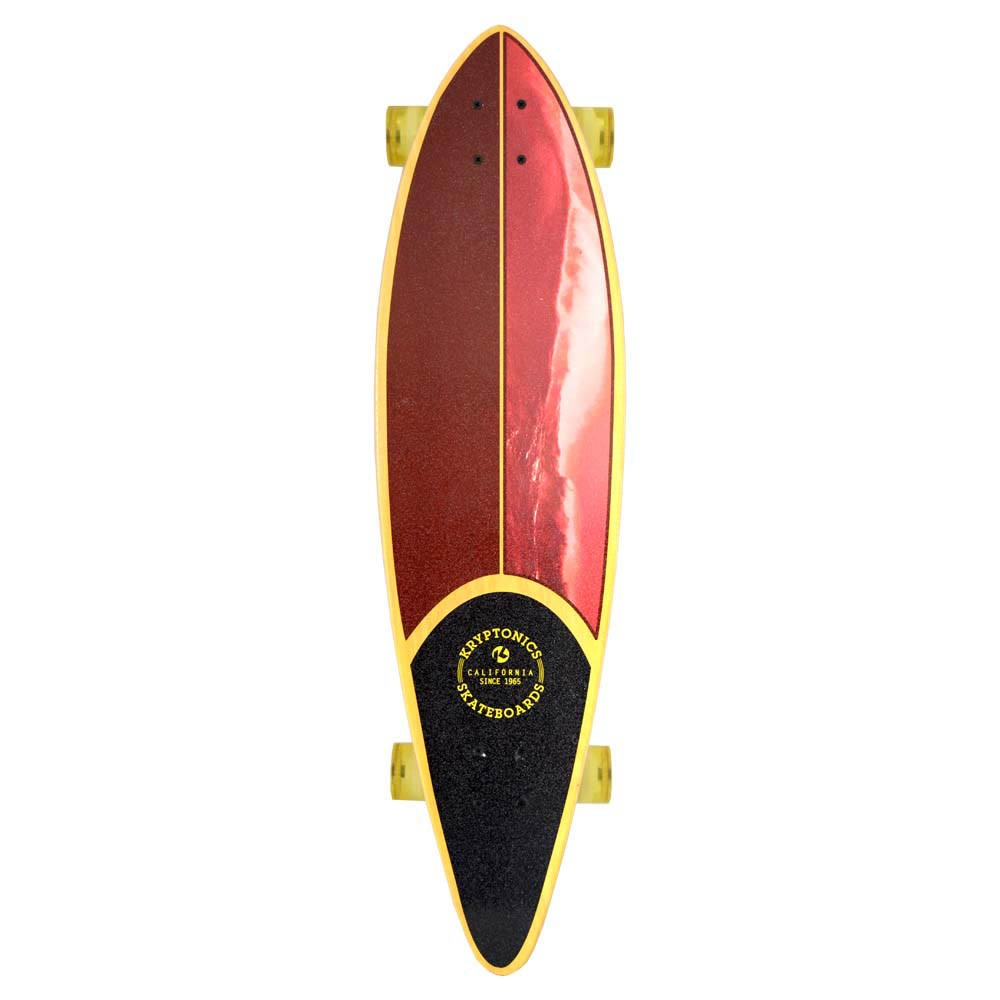Longboard Kryptonics Surf Map 37x9,5´