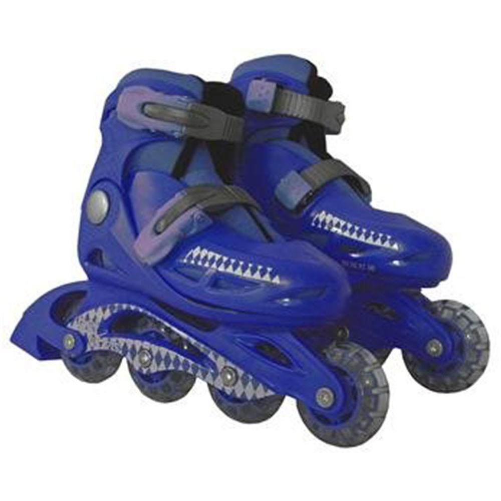 Patins Bel Radical Rollers Azul
