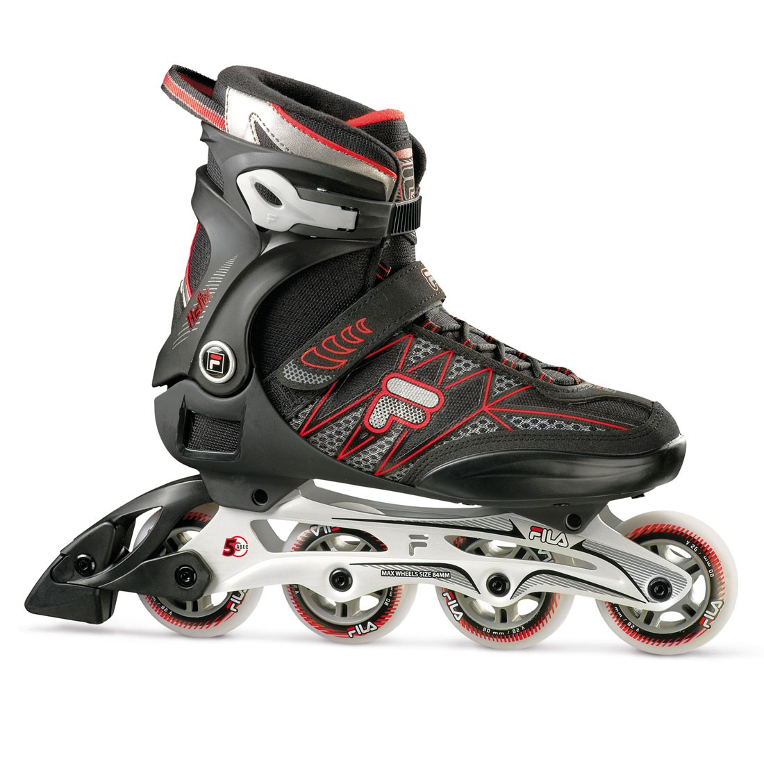 Patins Fila Helix 80mm/82A ABEC 5