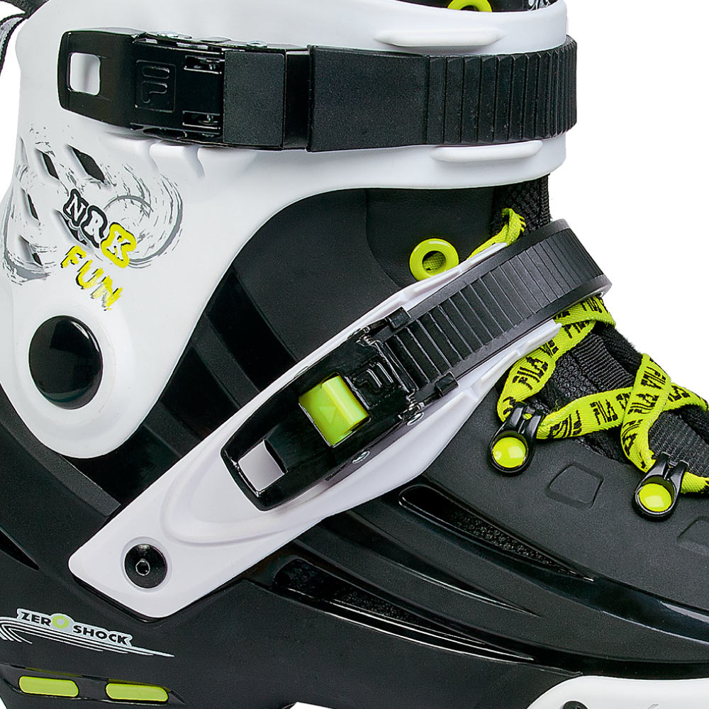 Patins Fila NRK FUN 80mm/84A ABEC 7