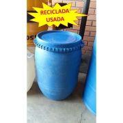 Bombona Reciclada c/ Tampa Removível - 100L