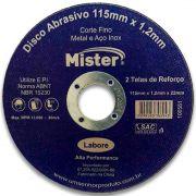 Disco Corte Inox Labore 4,5
