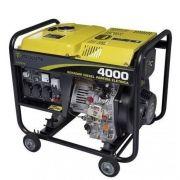 Gerador de Energia 4000 Diesel 220V - Matsuyama