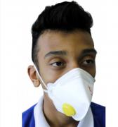 Respirador Descartável com e sem válvula Epi's Maskface