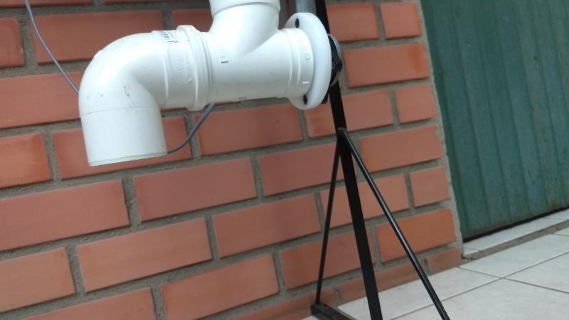 Alimentador de Animais Automático - TrevoPet  - MCZ FORTES