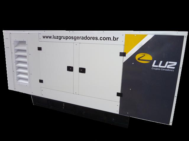 Big Gerador - Luz Grupos Geradores  - MCZ FORTES
