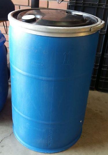 Bombona Reciclada C/ Tampa Removível - 200L   - MCZ FORTES