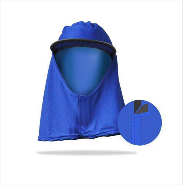 Boné Árabe Helanca Azul REPTEC  - MCZ FORTES