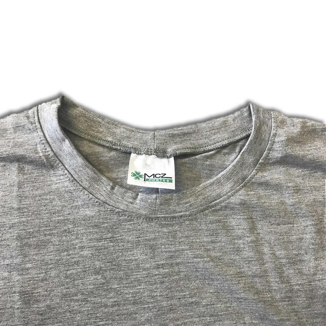 Camiseta Manga Curta  - MCZ FORTES