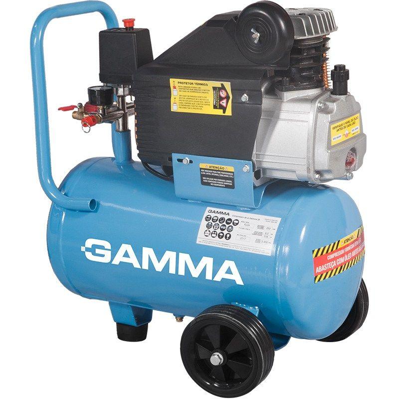 Compressor de ar Gamma 25  - MCZ FORTES