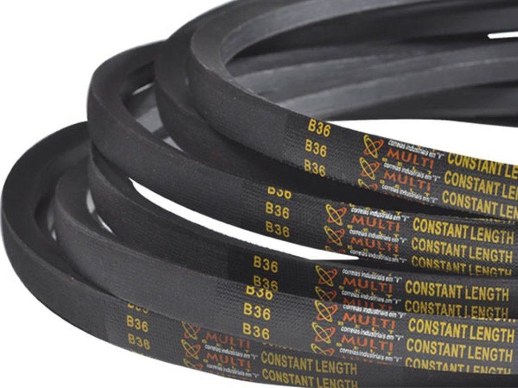 Correia industrial perfil A e B - Para uso geral  - MCZ FORTES