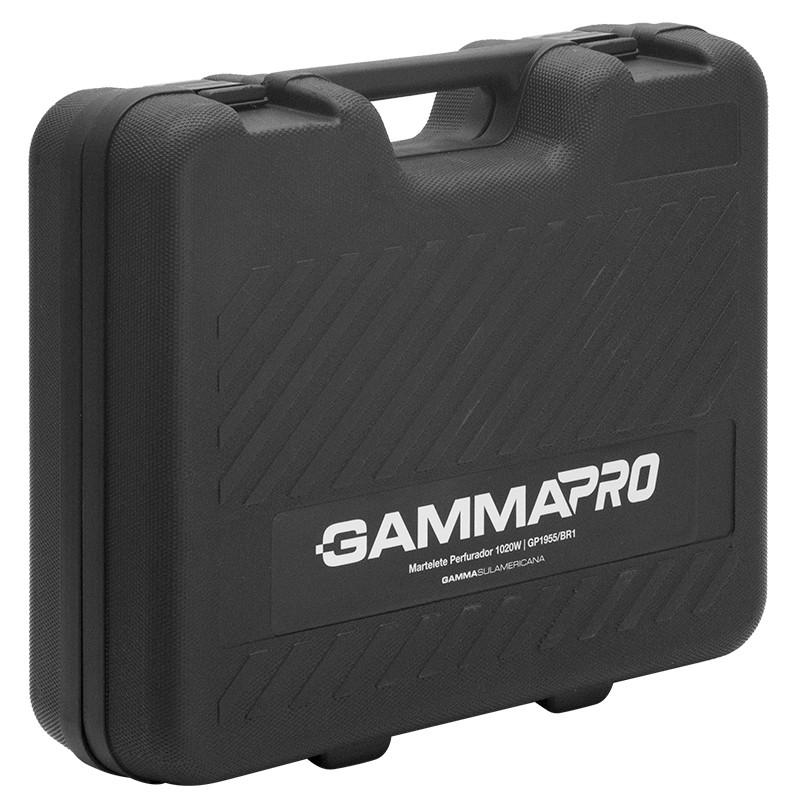 Martelete Perfurador/Rompedor 1020W SDS-Plus / 220V - Gamma  - MCZ FORTES