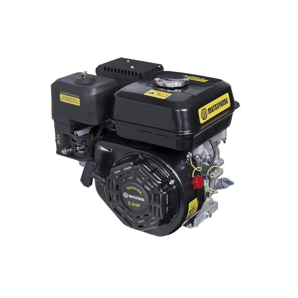 Motor Horizontal Gasolina 5.5 HP - 4 T - Matsuyama  - MCZ FORTES