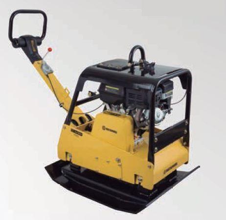 Placa Compactadora 4 Tempos 9 HP - Gasolina - Matsuyama  - MCZ FORTES