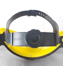 Protetor Facial Telado c/ Catraca  - MCZ FORTES