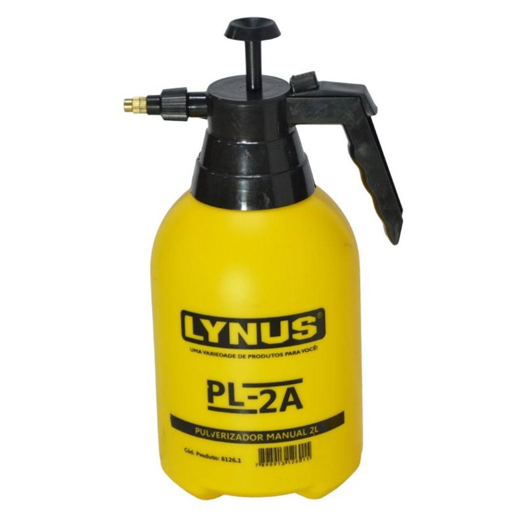 Pulverizador PL-2A - Lynus