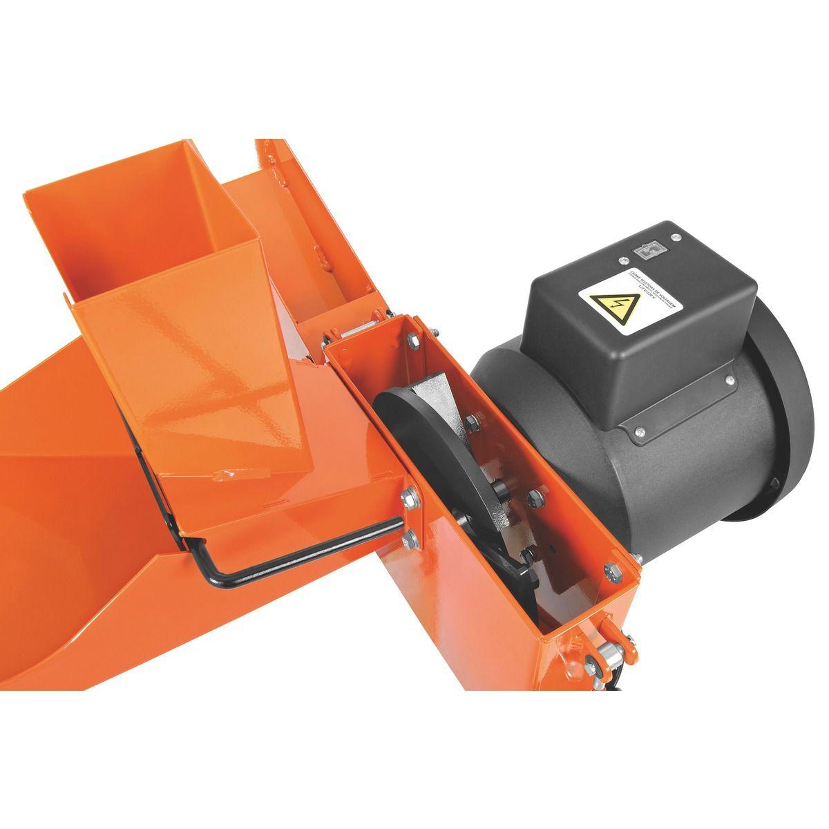 Triturador Elétrico de Galhos TRE25 / 2HP - Tramontina  - MCZ FORTES