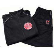 Agasalho Karate Kyokushin Martial Arts Shodo nas cores: Preto ou Azul escuro