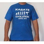 Camiseta Estonada Karate Evolution Tigre