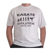 Camiseta Karate Evolution estampa frente
