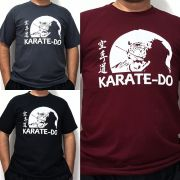 Camiseta Karate Samurai