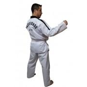 Dobok Taekwondo Adulto Gola Preta