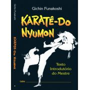 Livro Karate Do Nyumon G.Funakoshi