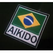 PATH BORDADO  BRASIL AIKIDO