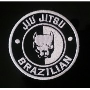PATH BORDADO  BRAZILIAN JIU JITSU
