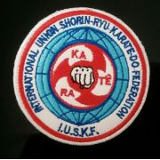 PATH BORDADO  KARATE SHORIN RYU INTERNATIONAL