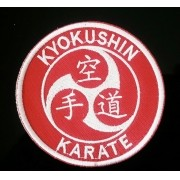 PATH BORDADO  KYOKUSHIN