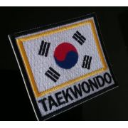 PATH BORDADO  TAEKWONDO