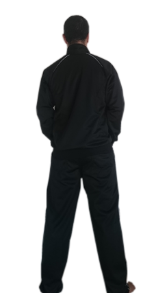 Agasalho Taekwondo Martial Arts Shodo Cores: Preto ou Azul escuro