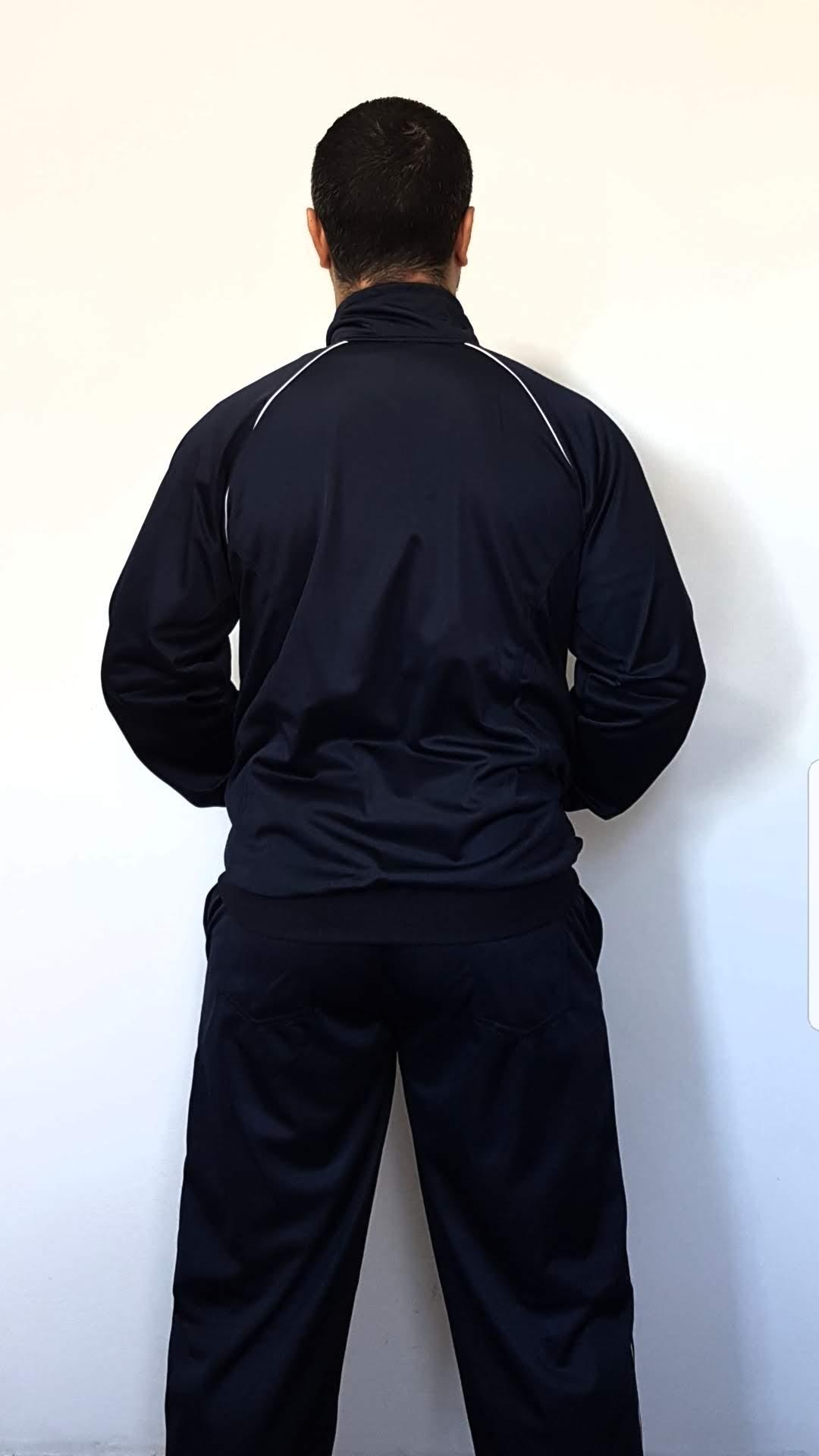 Agasalho Taekwondo Brasil Martial Arts Shodo nas cores: Preto ou Azul escuro