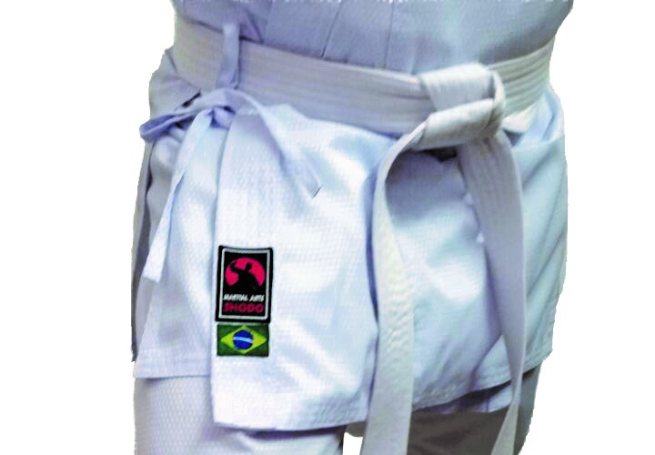 Kimono Karate Adulto Tecido Olimpic Martial Arts Shodo
