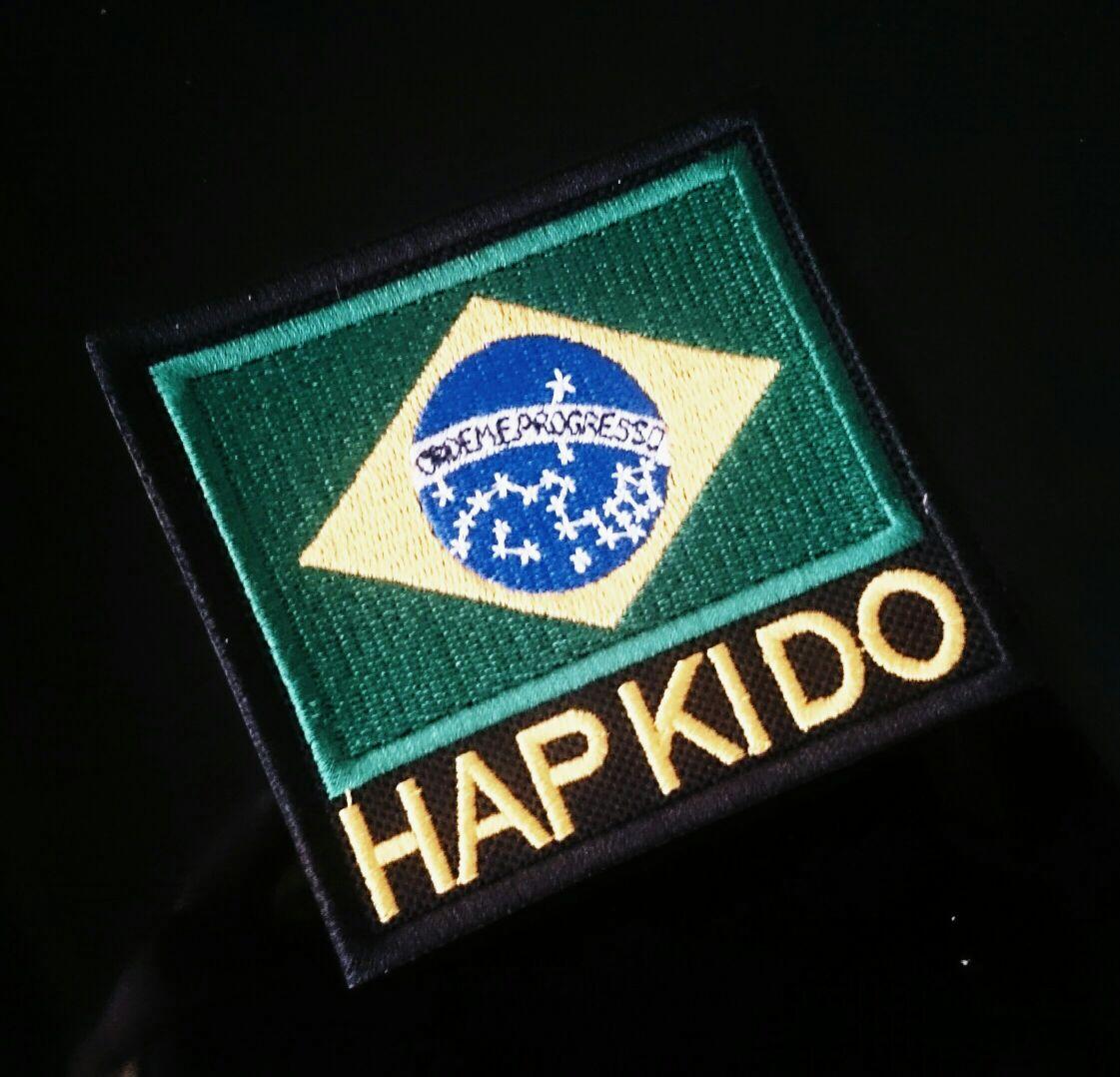 PATH BORDADO BRASIL HAPKIDO
