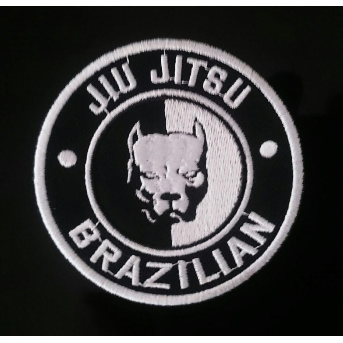 PATH BORDADO  BRAZILIAN JIU JITSU