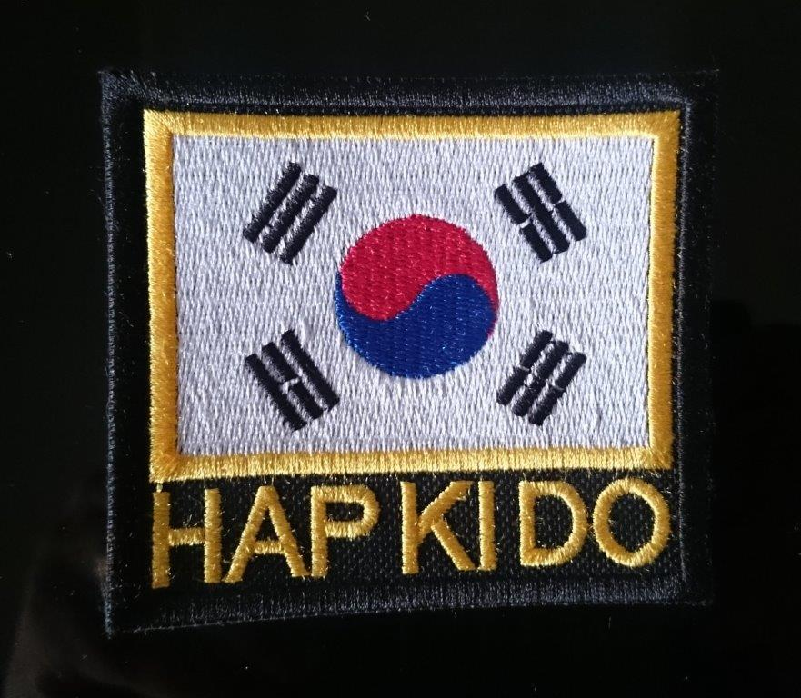 PATH BORDADO  HAPKIDO