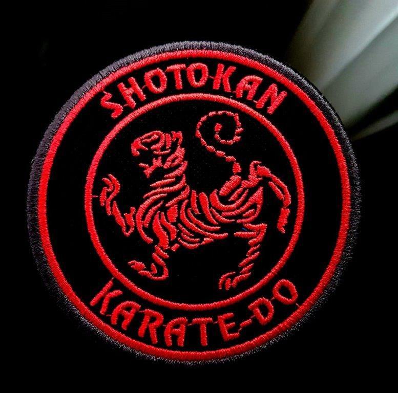 PATH BORDADO  KARATE SHOTOKAN 2