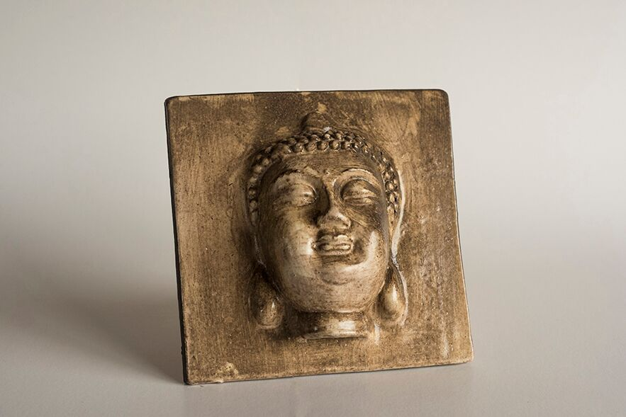 Azulejo Buda