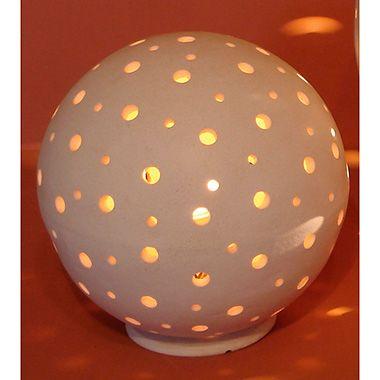 Esfera Bolinha Branca P