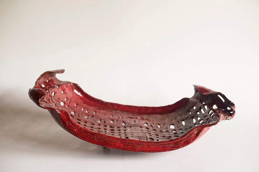 Fruteira Orgânica Vermelha