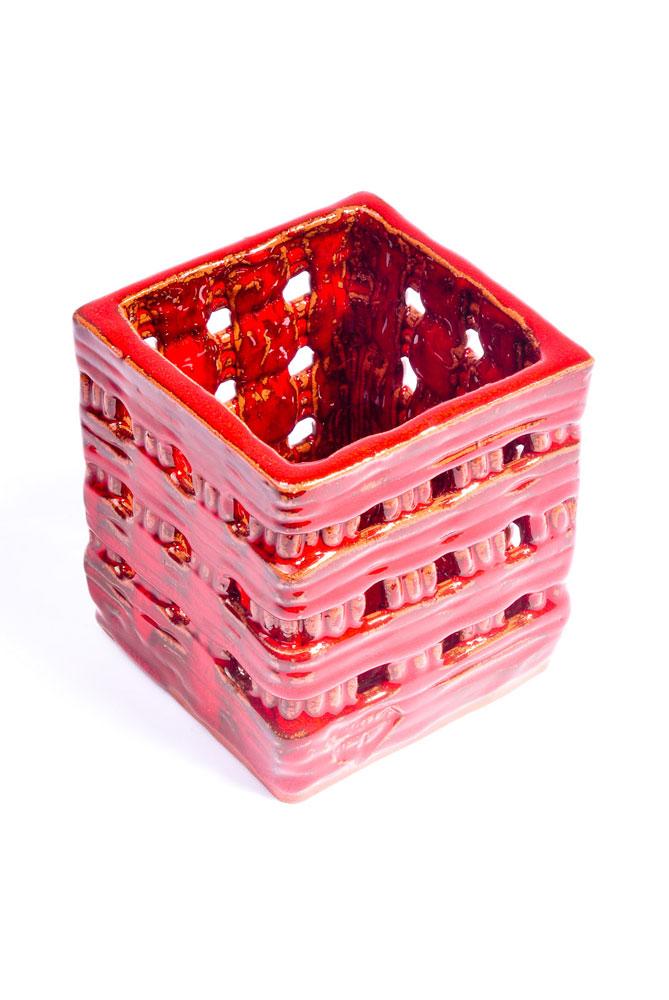 Quadradinho Vermelho