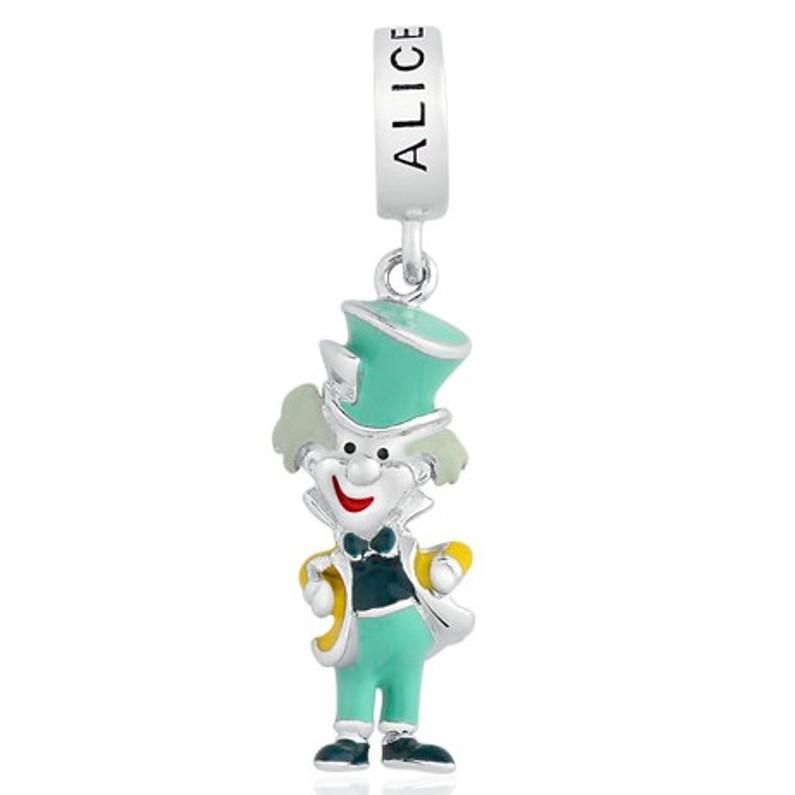 Berloque Alice no País das Maravilhas - Chapeleiro