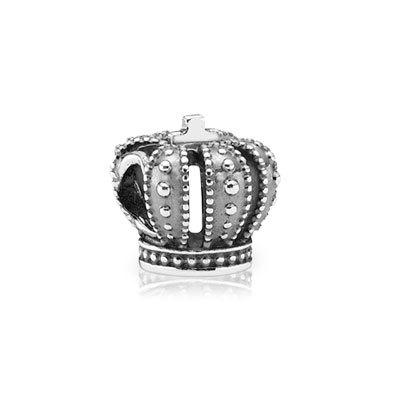 Berloque Coroa Realeza