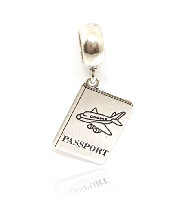 Berloque Passaporte