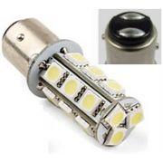Lampada 1157 18 Smd Led Dois Pólos Lanterna Freio Luz