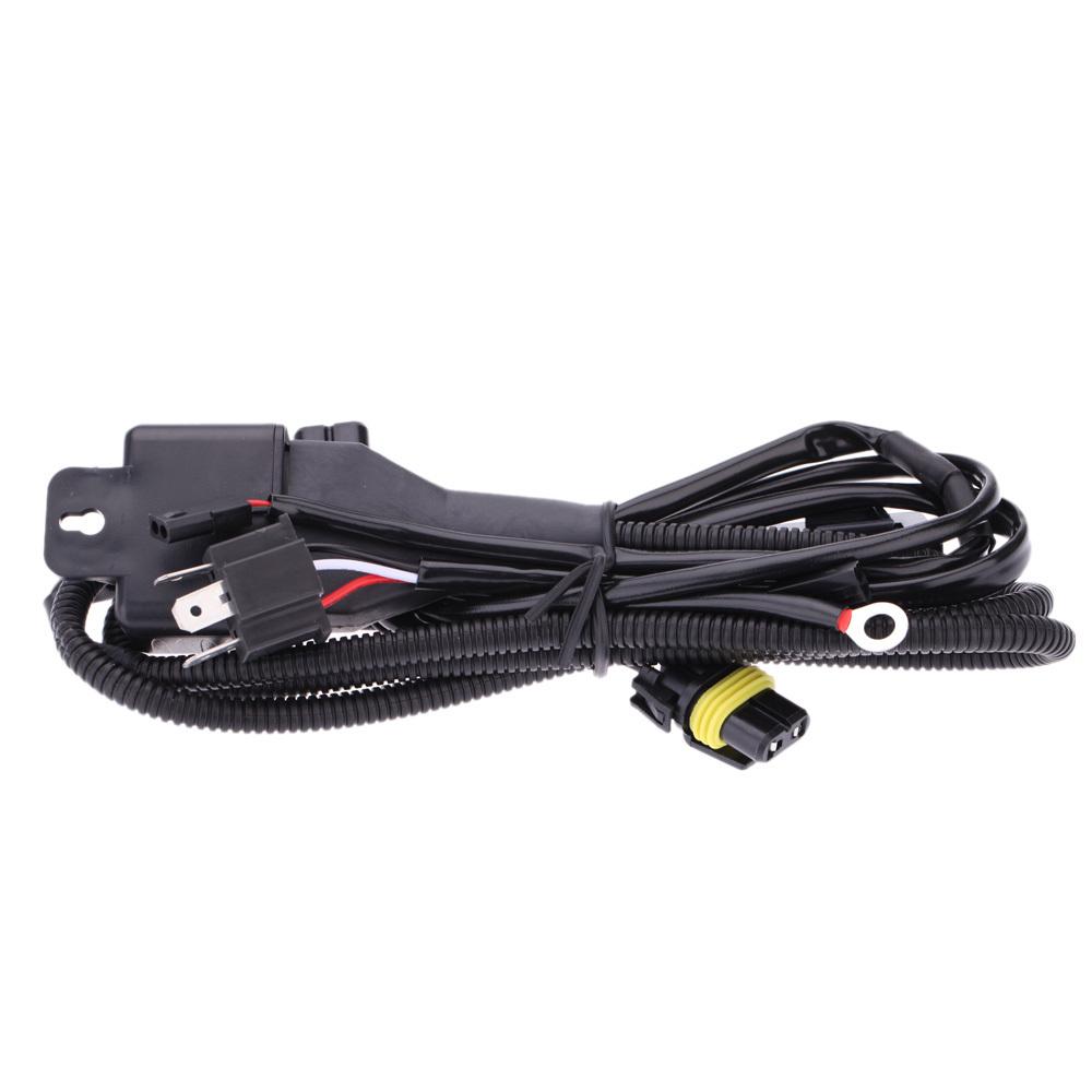 Chicote Controlador Para Kit Bi Xenon 24v 35w 55w H4
