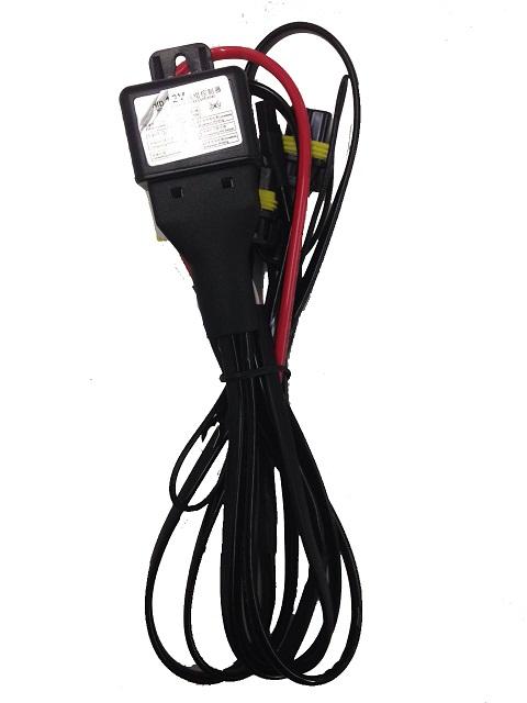Kit BI-Xenon 24v H4-3 6000k
